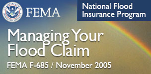 Managing Your Flood Claim