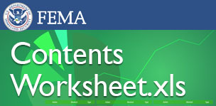 Contents Worksheet XLS